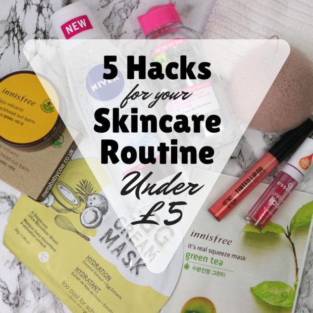 5-skincare-hacks-under-5