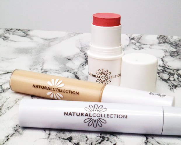 natural-collection-mascara-concealer-highlighter