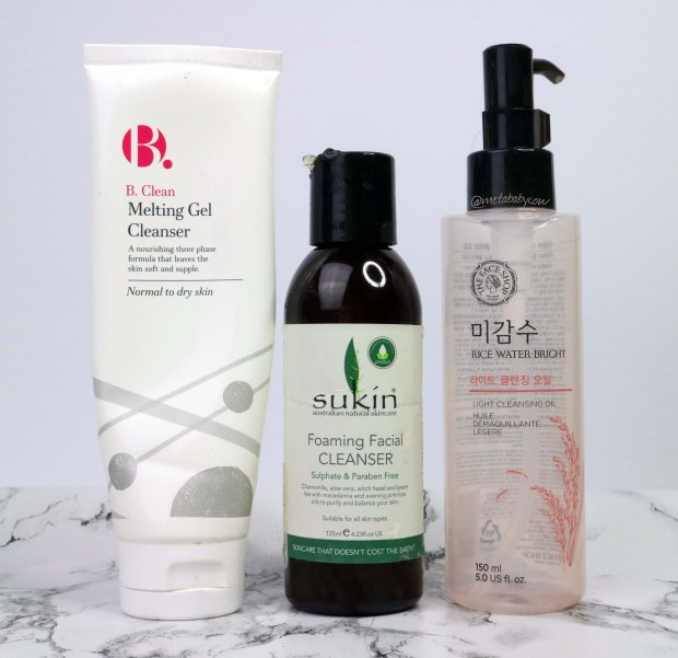 cleansers
