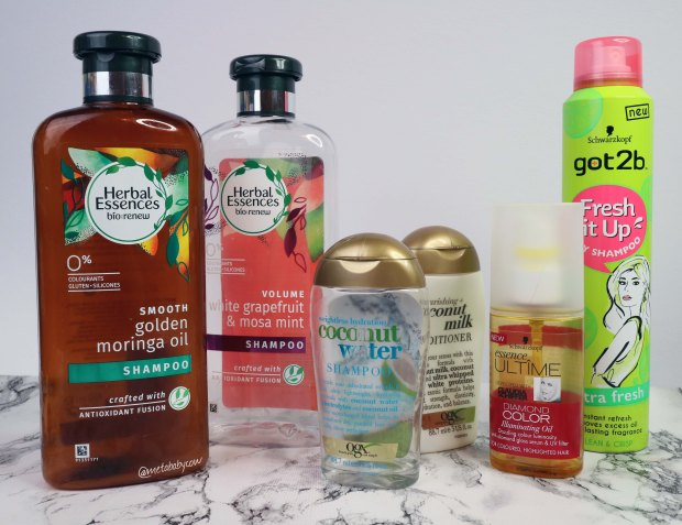 haircare-empties
